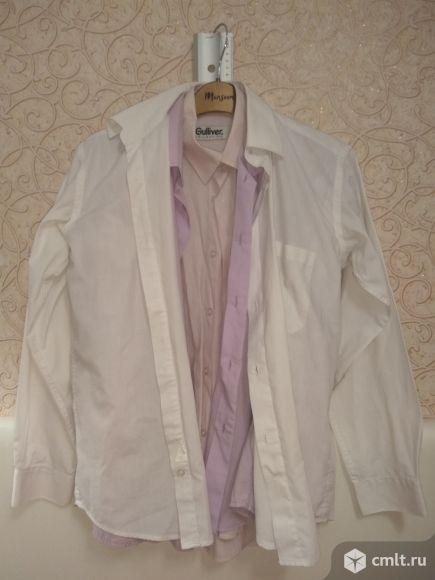 Рубашка guliver длинный рукав р-р 34. Фото 1.