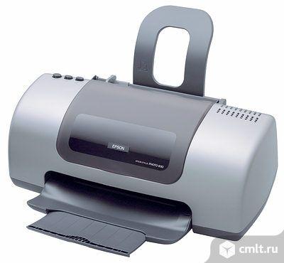 Принтер фотопринтер Epson. Фото 1.