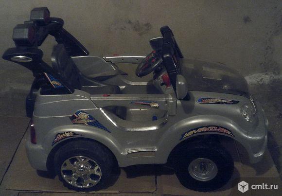 Машинка джип автомобиль детский