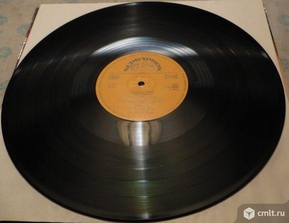 "Грампластинка (винил). Гигант [12"" LP]. Petra Janu & Pro-Rock. ""Exploduj!"". Supraphon, 1984. ЧССР.. Фото 8."