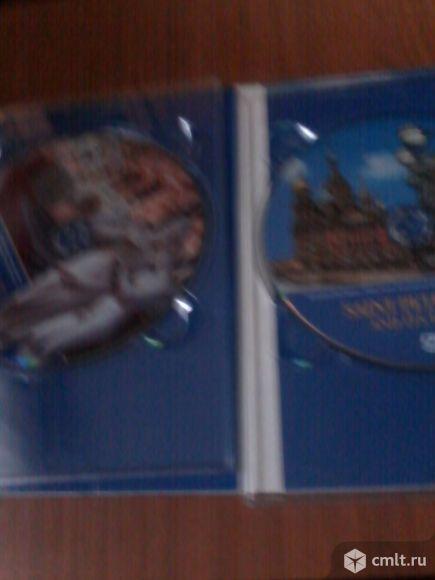 Комплект из двух DVD дисков лицензионные эрмитаж. Фото 2.