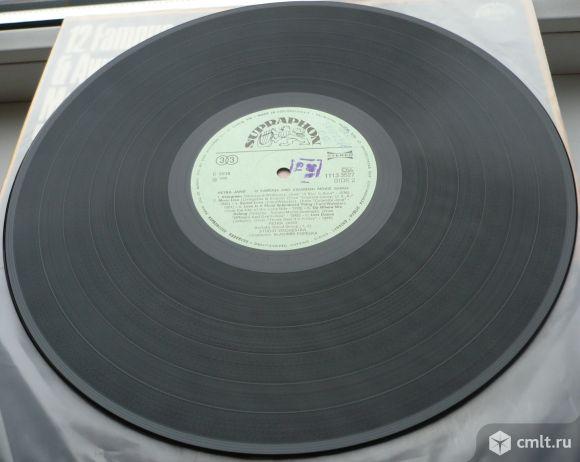"""Грампластинка (винил). Гигант [12"""" LP]. Petra Janu. 12 Famous & Awarded Movie Songs. Czechoslovakia.. Фото 8."""