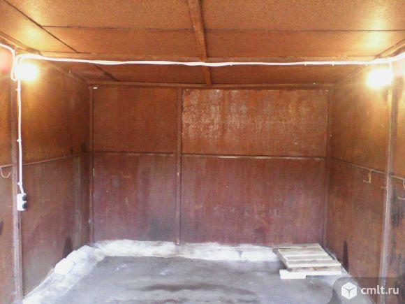 Металлический гараж 19 кв. м Шинник-3. Фото 2.