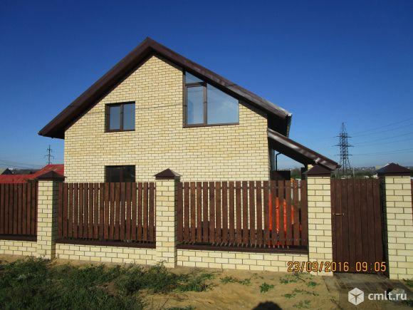 Новый дом в Воронеже 120 кв.м