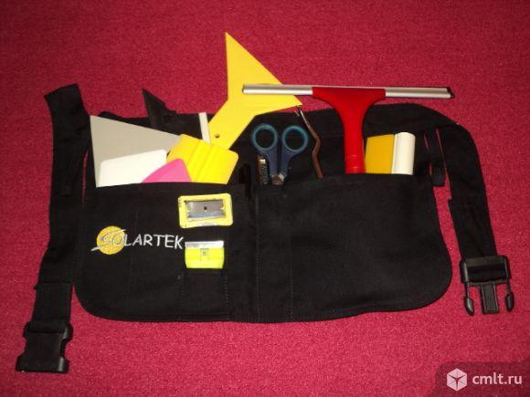 Инструменты для тонирования. Фото 1.