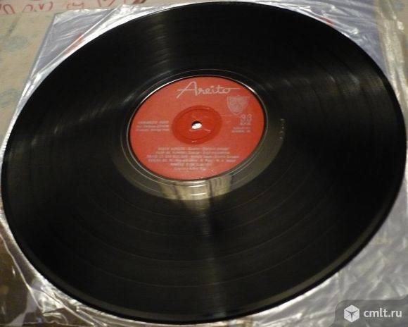 "Грампластинка (винил). Гигант [12"" LP]. Armando Pico. 1967. Egrem / Areito. Cuba.. Фото 8."