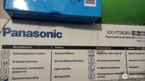 Продам новый факс