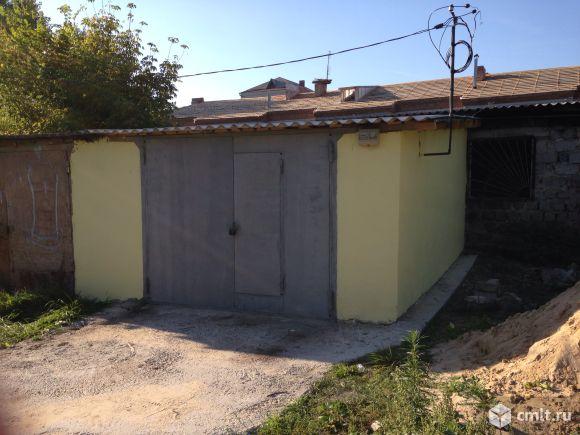 Капитальный гараж 21 кв. м. Фото 1.