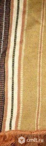 Накидки шерстяные для дивана и кресел (б/у)