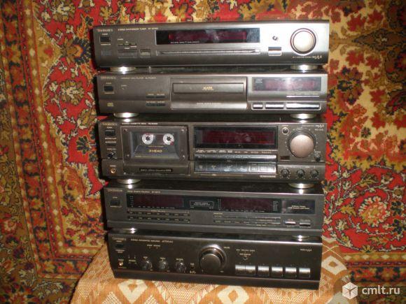 Аудиосистема Technics. Фото 1.