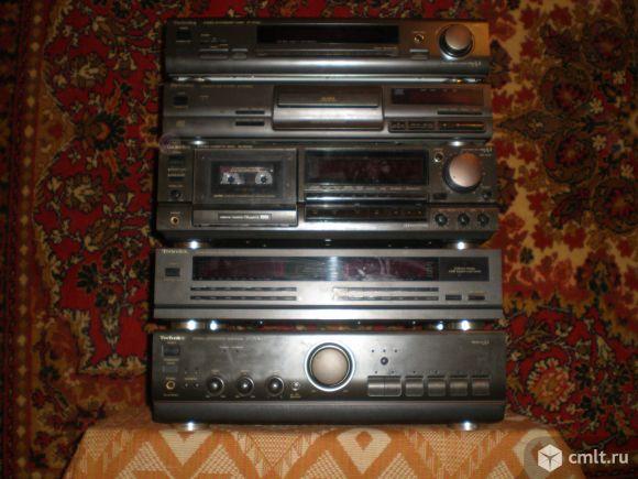 Аудиосистема Technics. Фото 8.