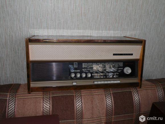 Радиола vef радио