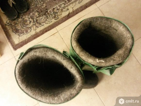Обувь рыбака Валенки+ бахилы ОЗК р-р 41