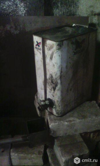 Печь, работает на отработанном масле, отапливаемая площадь