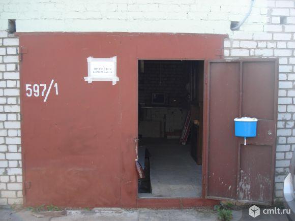 Капитальный гараж 22 кв. м Каскад