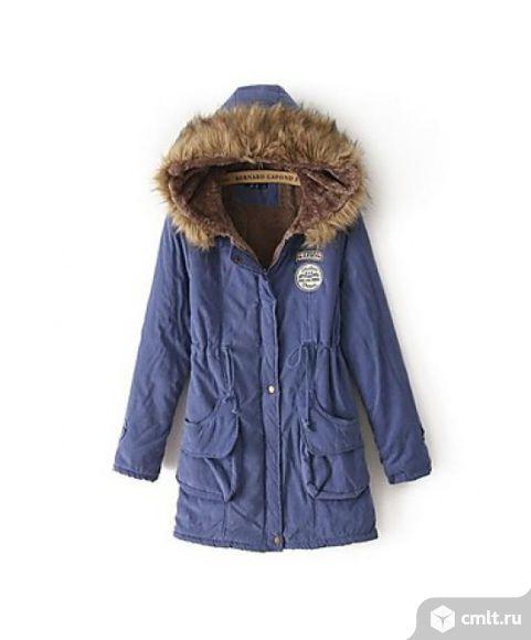 Куртка - парка новая