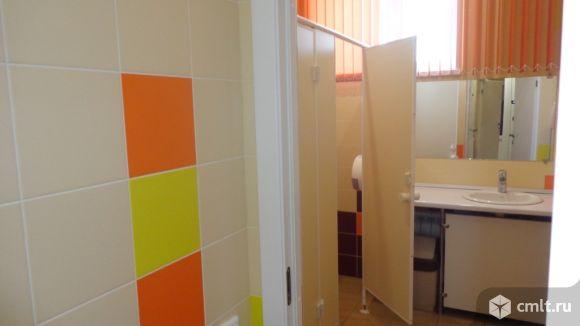 Офисное помещение площадью  18,5  кв.м.