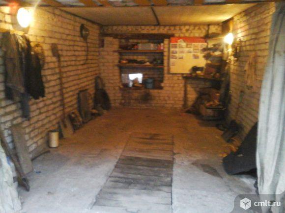 Капитальный гараж 24 кв. м Мотор