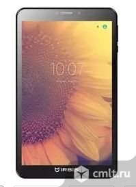 """Как новый 8"""" Планшет Irbis TX88 8 Гб 3G, LTE черный. Фото 1."""