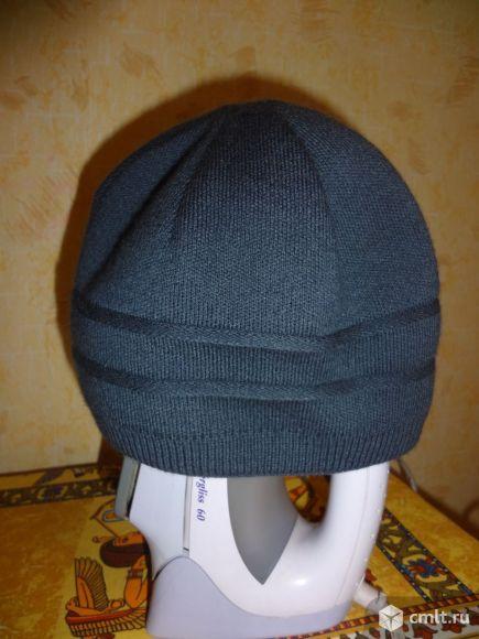Продам новую теплую шапку для мальчика на 7-10 лет. Состав - 80% шерсть, 20% вискоза.