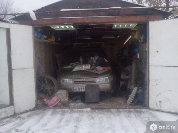 Металлический гараж 20 кв. м Метеор