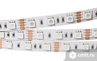Контроллер RGB с инфракрасным пультом + лента RGB 5050