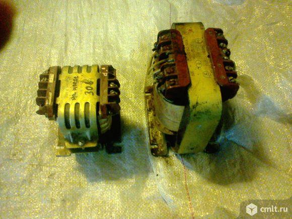 Трансформаторы ОСМ, ТБС, дроссель на базе ОСМ-0.4