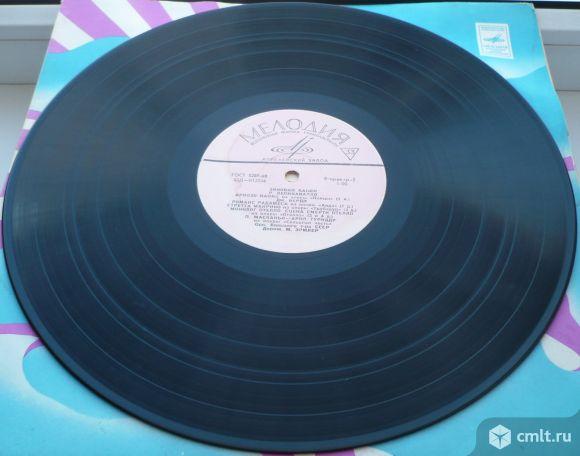 """Грампластинка (винил). Гигант [12"""" LP]. Зиновий Бабий, тенор. Оркестр Большого театра СССР. Мелодия.. Фото 6."""