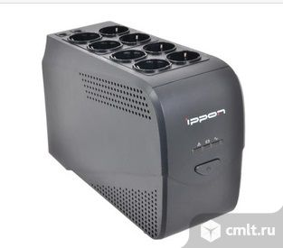 Новый ибп ippon Back Comfo PRO 600