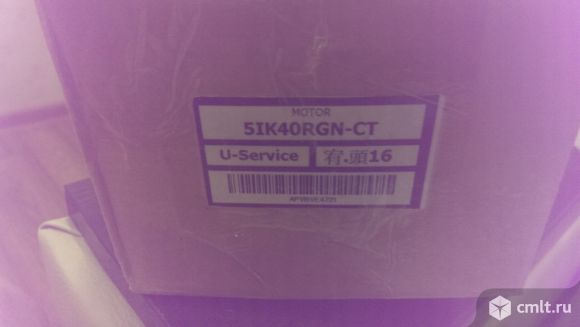 Продам   Oriental Motor (OM) - 5IK40RGN-CT. Фото 1.