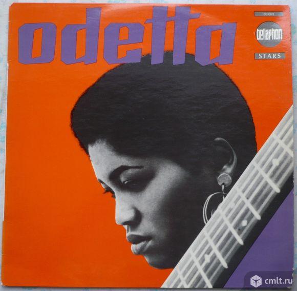 """Грампластинка (винил). Гигант [12"""" LP]. Odetta. 1963. Bellaphon. 30.001. Mono. Germany. Folk, Blues.. Фото 1."""