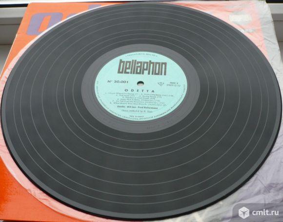 """Грампластинка (винил). Гигант [12"""" LP]. Odetta. 1963. Bellaphon. 30.001. Mono. Germany. Folk, Blues.. Фото 8."""