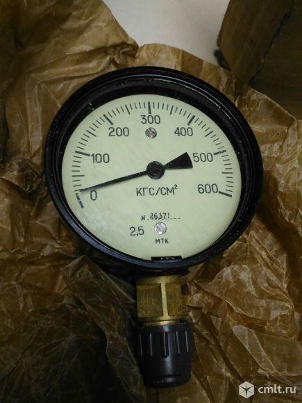 Манометр МТК  600кг/см2