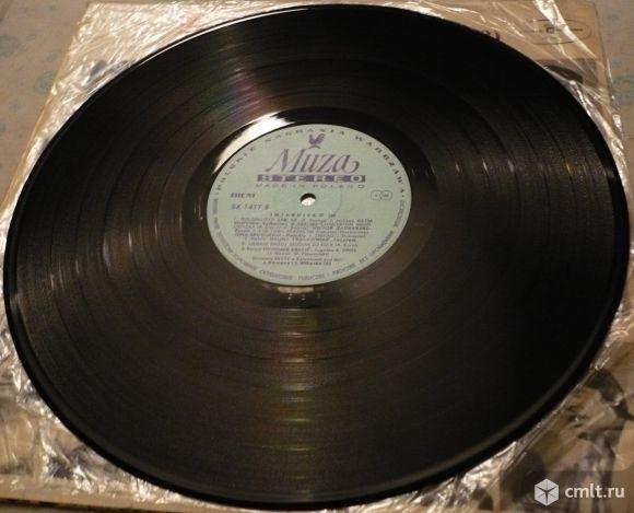 "Грампластинка (винил). Гигант [12"" LP]. Interdisco (3). 1970-е. Muza. Польша. Pop, Disco, Funk.. Фото 8."