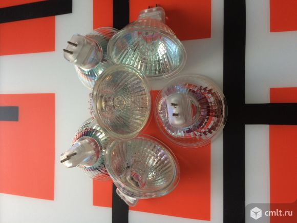 Лампочки галогенные 6 шт