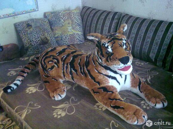Тигр 130см. Фото 1.
