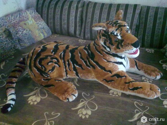 Тигр 130см. Фото 4.