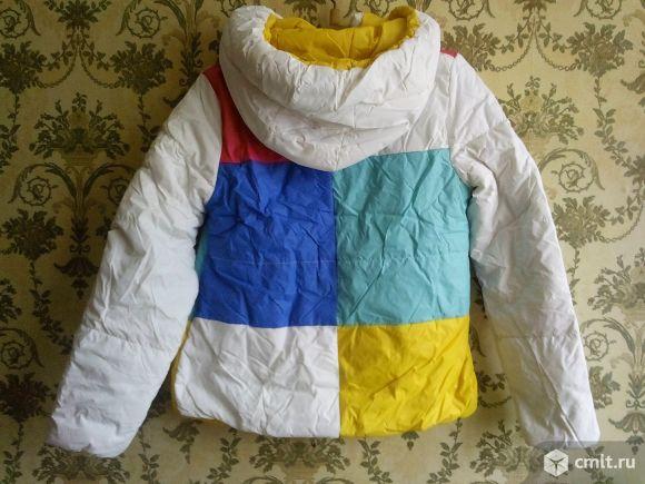 Куртка на любую погоду. Фото 7.