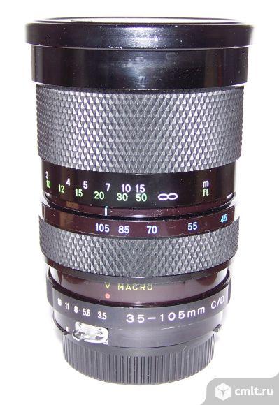 Soligor C/D 35-105/3.5 для Nikon. Фото 1.