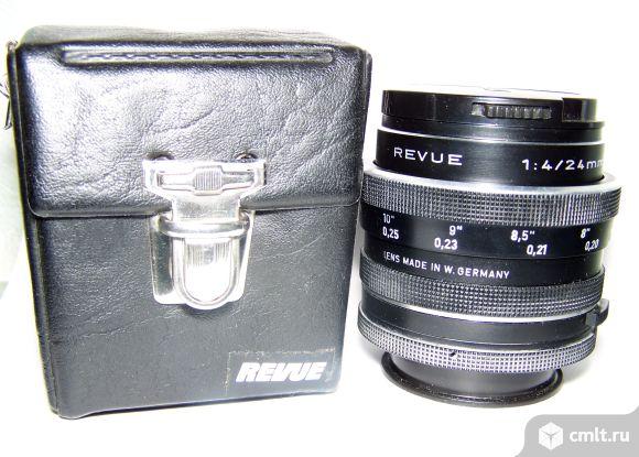Revue 24/4 macro, Germany, М42 или Nikon с бесконечностью. Фото 1.