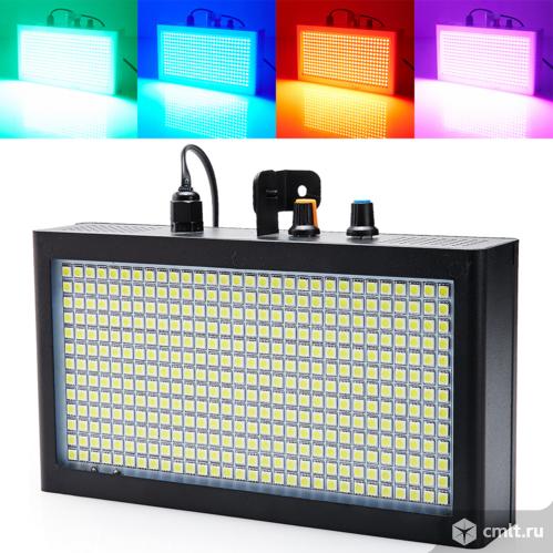 Стробоскоп 390 LED RGB