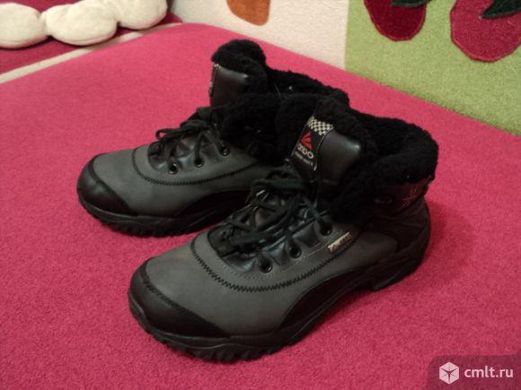 Ботинки зимние р-р.40