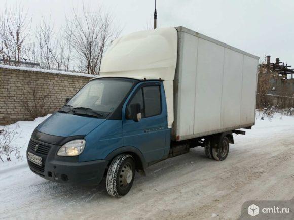 Термобудка ГАЗ 330202 - 2012 г. в. дизель длинная база. Фото 1.