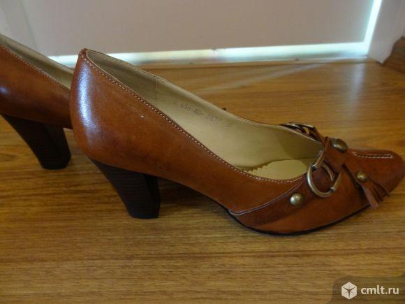 Продаю туфли новые. Фото 1.