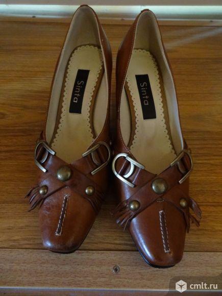 Продаю туфли новые. Фото 2.