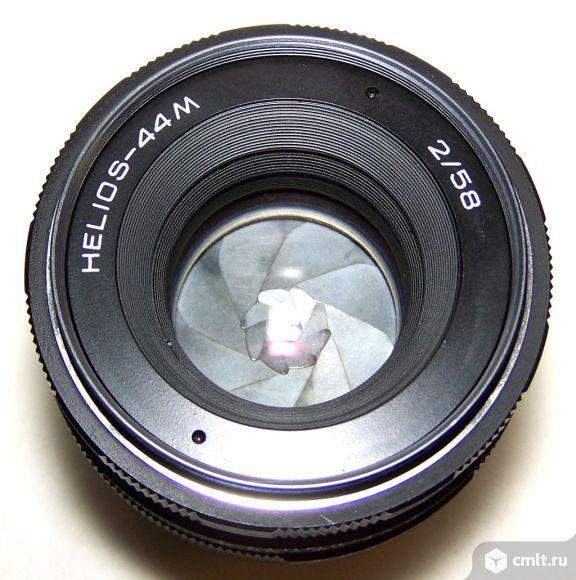 Анаморфный HELIOS-44М, Nikon, Macro + адаптер. Фото 6.