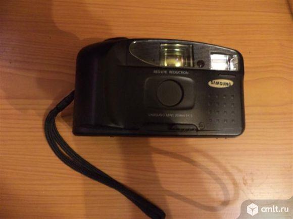 Фотоаппарат пленочный Samsung. Фото 1.