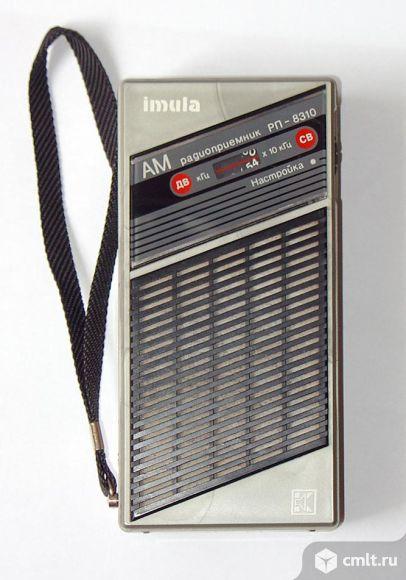 Радиоприемник Imula РП-8310