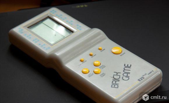 Продам  электронную игру Tetris 2 in 1. Фото 1.