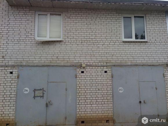 Капитальный гараж 48 кв. м Учстрой-2. Фото 1.